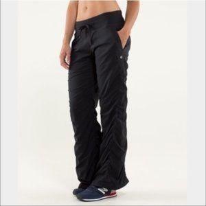 Lululemon Lined Studio Pants - Discontinued Style